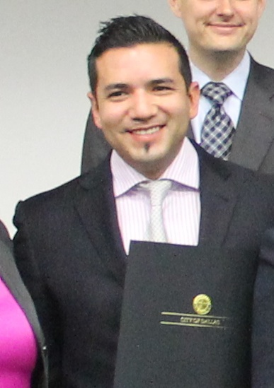 LGBT Task Force admin Gary Sanchez announces departure from city