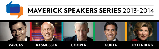 Anderson Cooper to appear at UT Arlington for speaker series