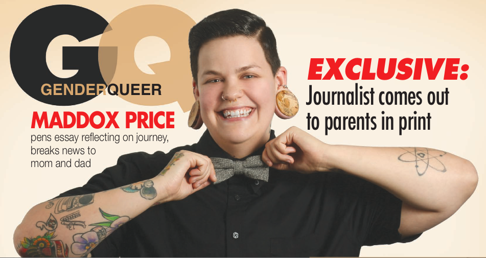 COVER STORY: Here and (gender) queer - Dallas Voice