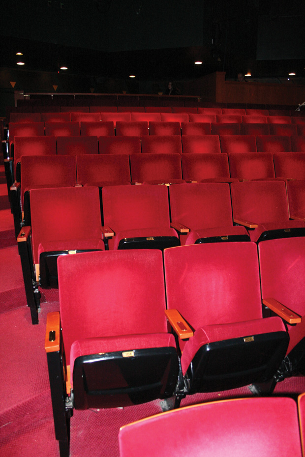 Applause 2013: Take a seat