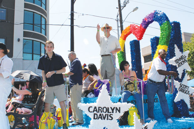 Pride 2013: At 30, Pride sees new kind of fight