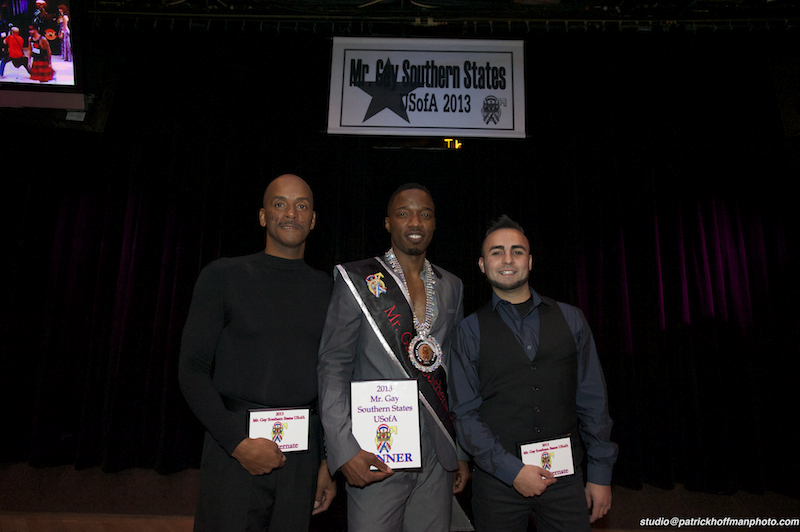 PHOTOS: Christopher Iman wins Mr. Gay Southern States USofA
