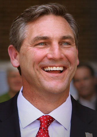 Former U.S. Senate candidate Craig James goes to work for hate group