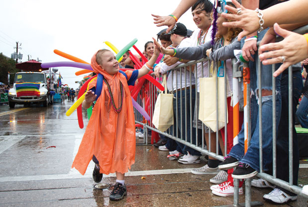 Pride 2013: Family firsts at Festival in Lee Park
