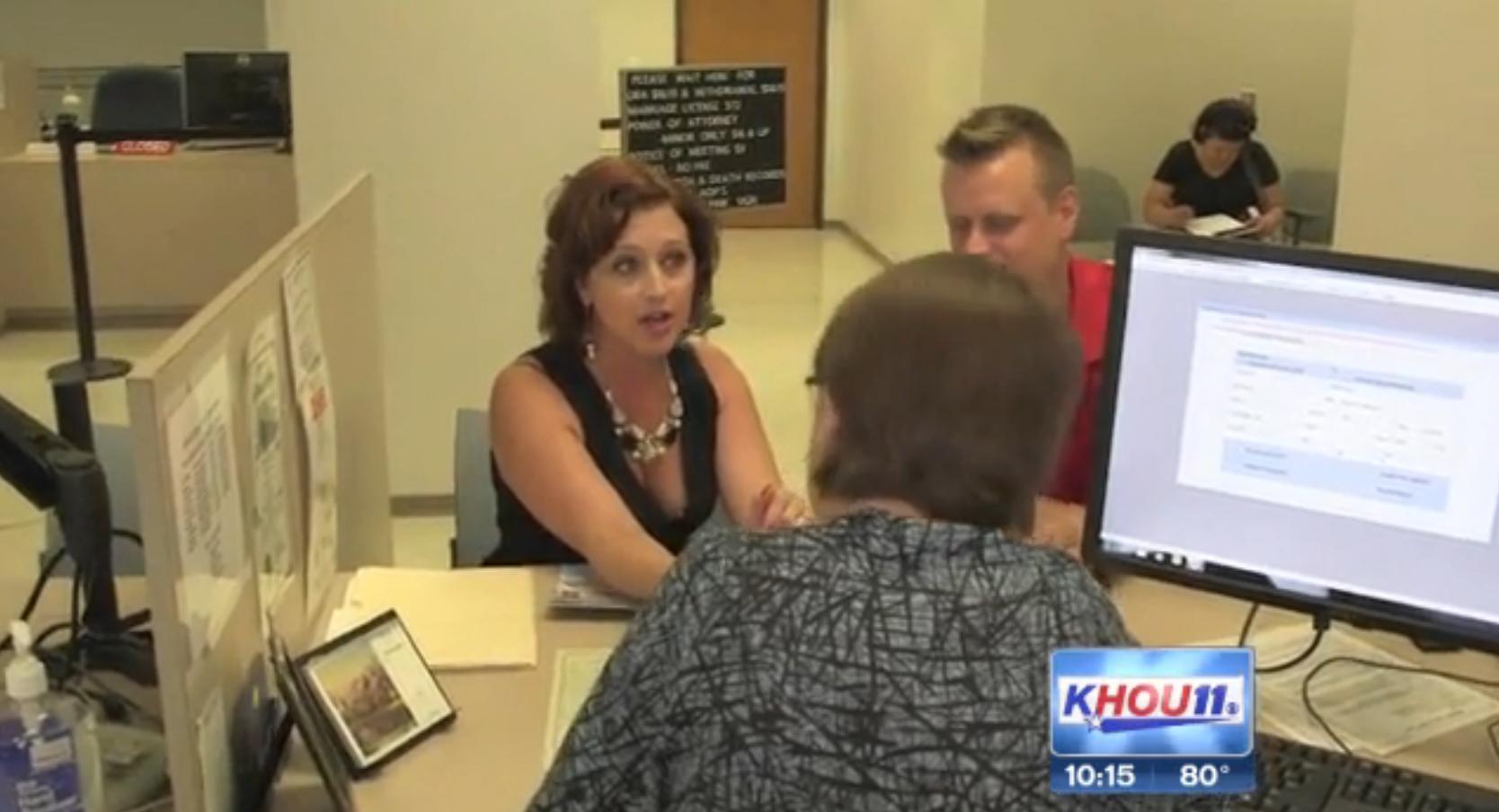 WATCH: Trans widow Nikki Araguz denied marriage license