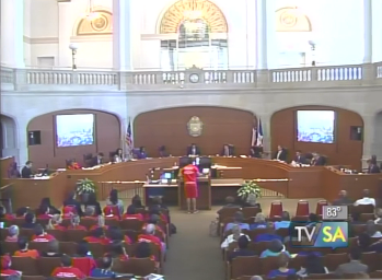 WATCH LIVE: San Antonio council votes on nondiscrimination ordinance