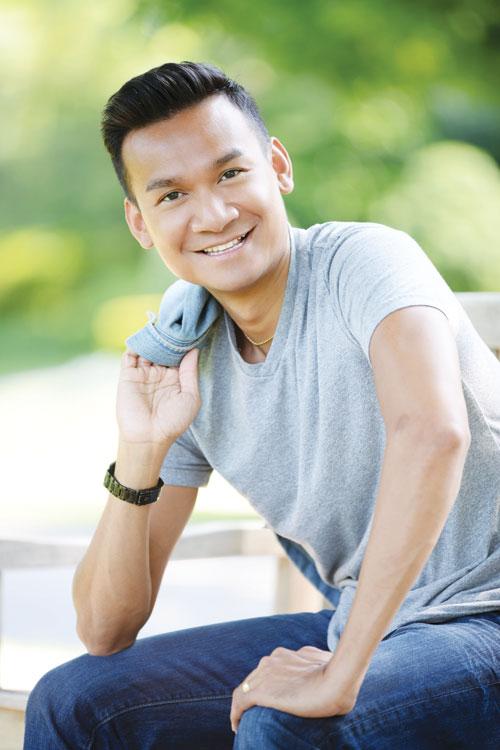 PRIDEFUL MOMENTS: Rafiq Salleh