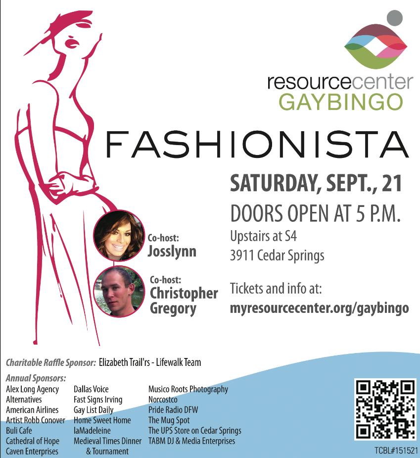 Gaybingo this weekend!