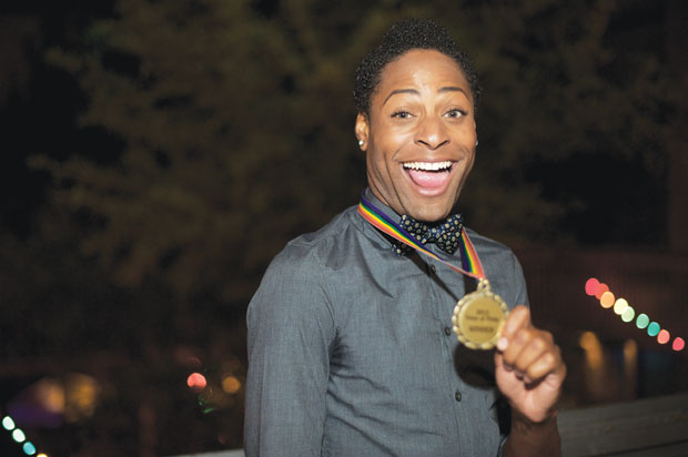 Pride 2013: 5th time a charm for Voice of Pride winner