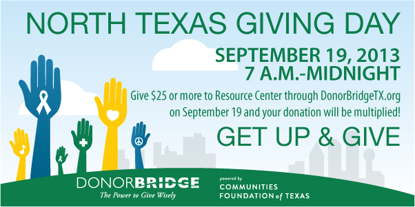 Lots of LGBT orgs participating in North Texas Giving Day on Thursday