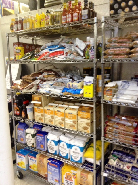 food pantry receives sizable donation from hilton anatole