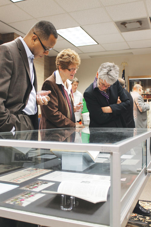UNT opens LGBT archives to the public
