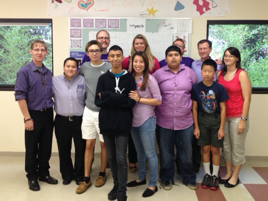 Spirit Day remembers LGBT victims of bullying