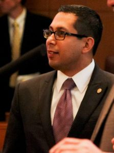 Councilman Diego Bernal