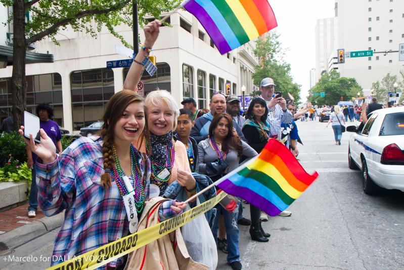 Scenes from Tarrant County Pride 2013