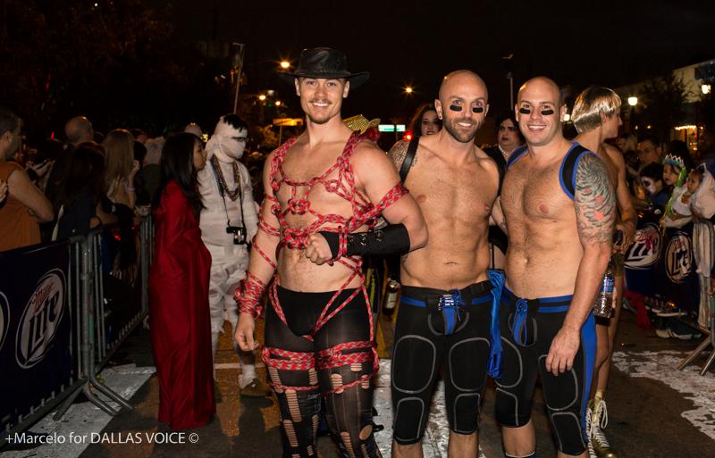 Scenes from Halloween Block Party 2013