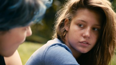 WATCH: 'Blue is the Warmest Color'