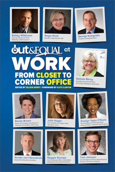 Out & Equal to host panel on being out at work Thursday at Sue Ellen's