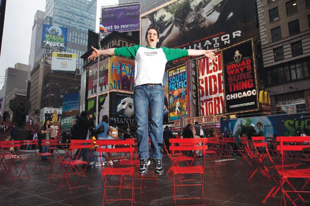 The queen of ol' Broadway