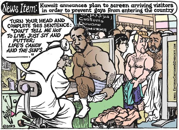 Editorial Cartoon • 10-18-13