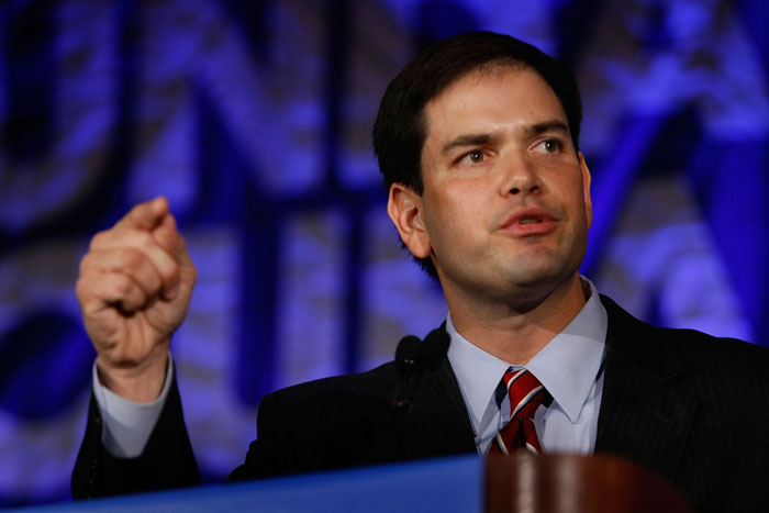 Marco Rubio raising money for group that tries to turn gay people straight