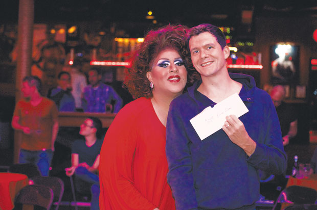 'Are You Smarter Than A Drag Queen?' begins at Round Up Saloon