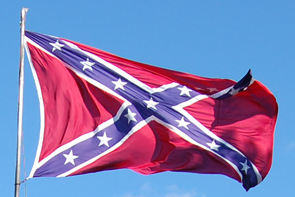 Poll shows some Americans support Confederate flag over gay pride flag