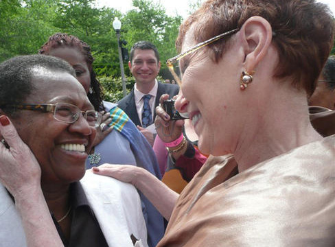 Illinois makes marriage exception for terminally ill lesbian