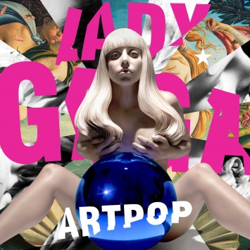 REVIEW: Lady Gaga's 'ARTPOP' doesn't measure up