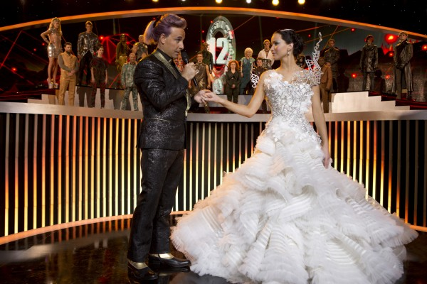 REVIEW: 'Hunger Games: Catching Fire'