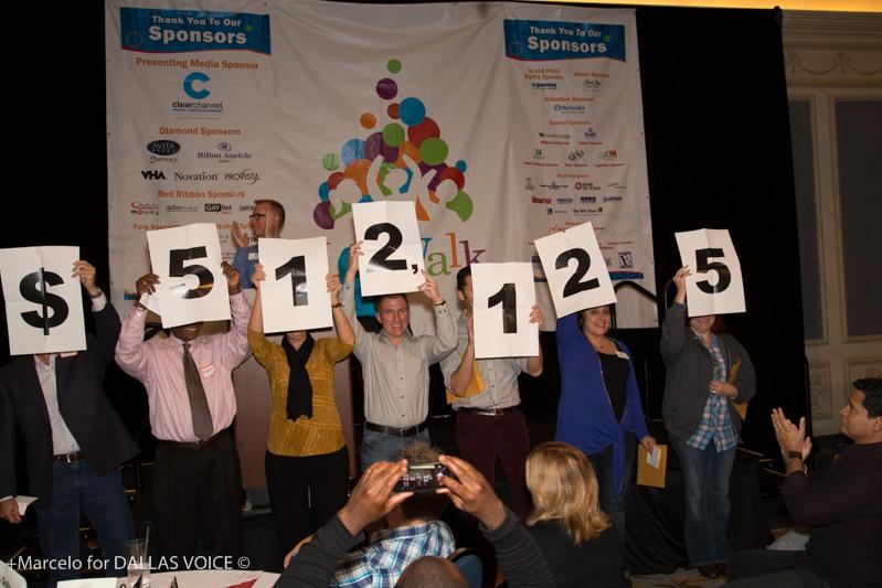 LifeWalk raises record $500K, awards top fundraisers at wrap-up party