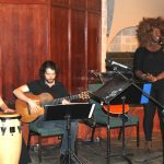 Emma Cager, Joel Pitkin and Bossa Duende