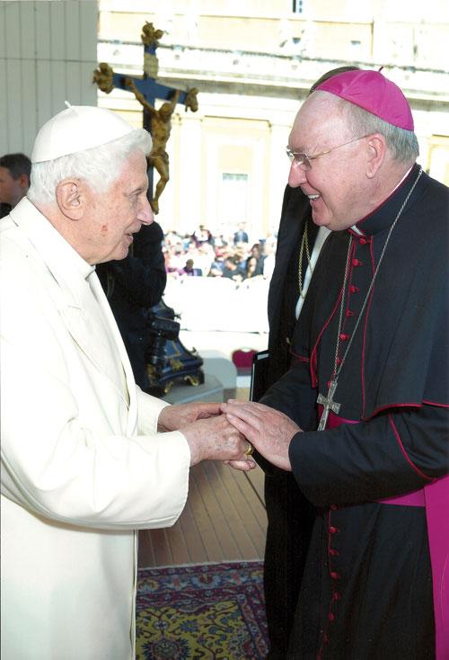A kinder and gentler Catholic Church