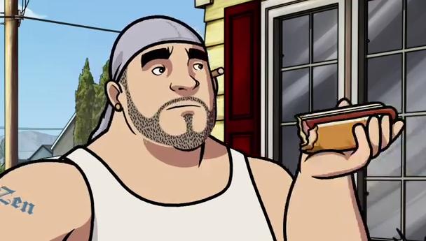 WATCH: 'Chozen,' gay anime rapper
