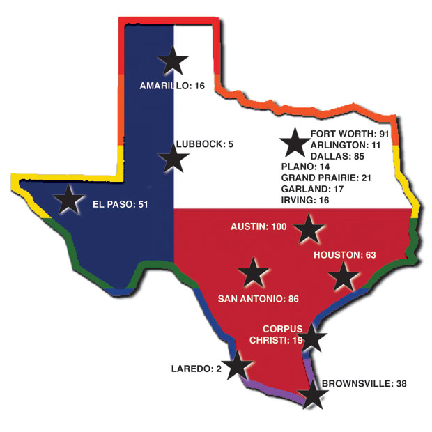 HRC corrects Irving, Dallas scores on Municipal Equality Index
