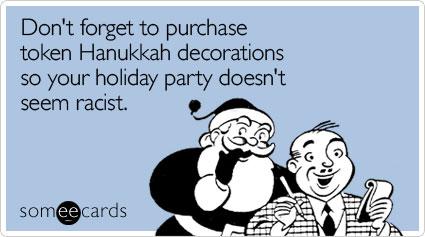 Bah Humbug: My annual why I hate Hanukkah post