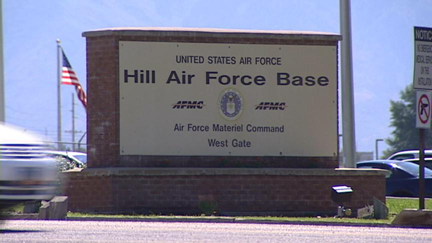 Hill Air Force Base to allow same-sex weddings