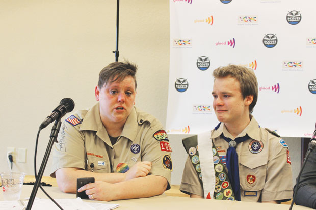 2013 Year In Review: 7. The Boy Scouts accepted gays