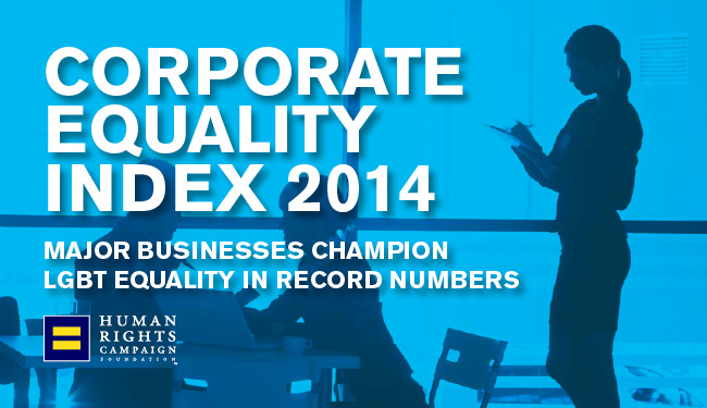 Exxon remains at bottom of new HRC Corporate Equality Index