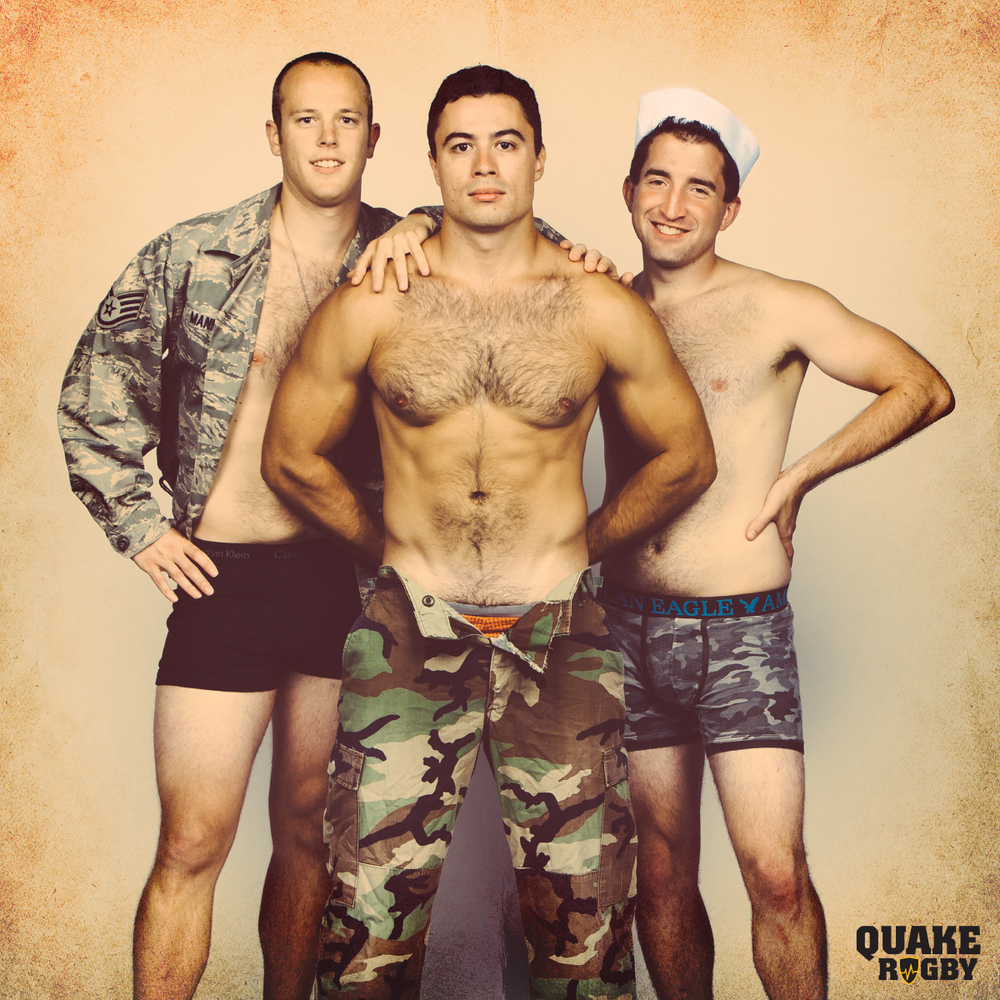 7 pretty queer (and mostly naked) calendars for 2014