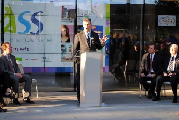 Arts community unites for D-PASS, versatile performing arts series