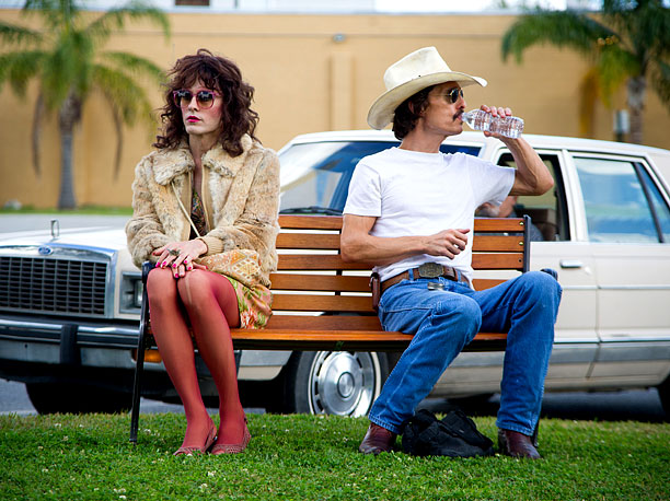 'Dallas Buyers Club' gets 2 Golden Globe noms