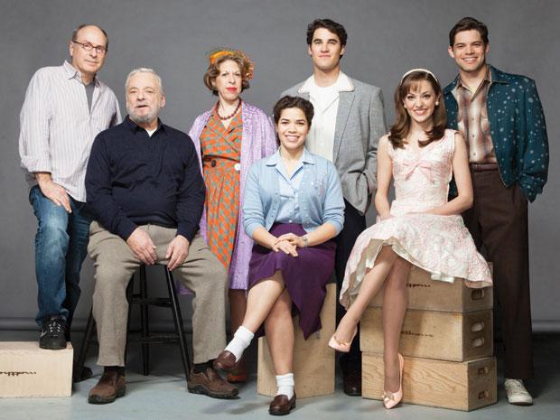 A Glee-ful Sondheim
