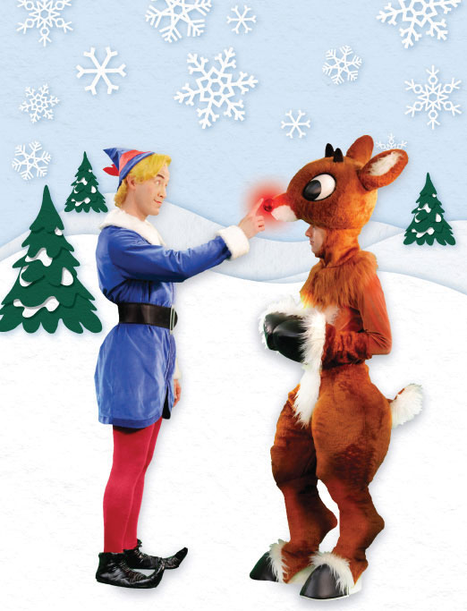 'Rudolph' hosts gay-family matinee