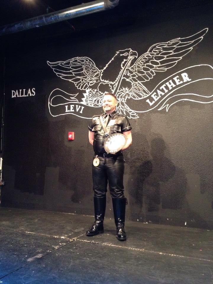 Kody Nance is new Mr. Dallas Eagle