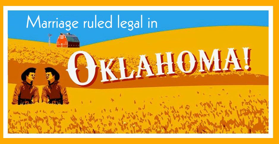 Oklahoma grants first same-sex divorce