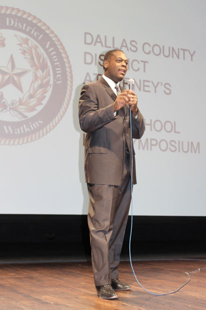 Dallas County DA Watkins announces LGBT Task Force