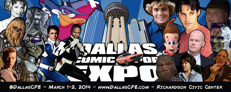 Dallas Pop & Comic Expo comes to Richardson this weekend