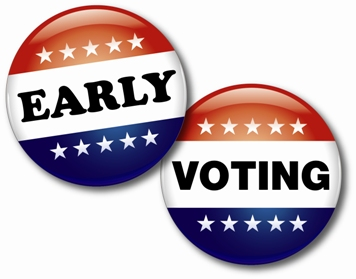 Early voting begins Tuesday
