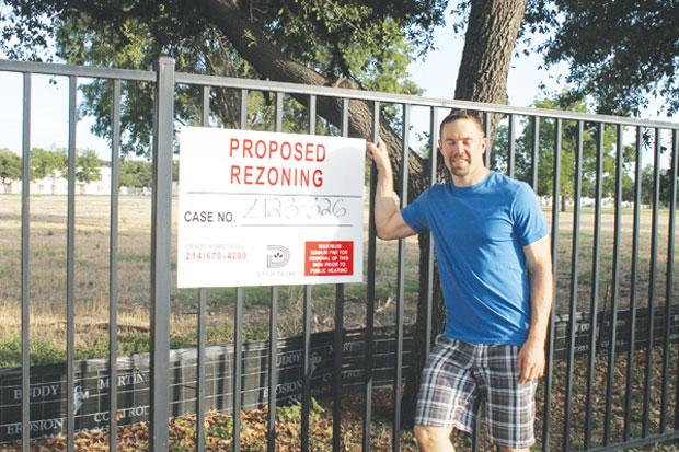 Organizers meet to form Oak Lawn neighborhood association